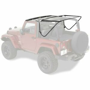 Bestop New Soft Top Hardware Kit Jeep Wrangler 2007 2018