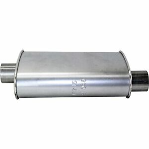 Thrush New Muffler Exhaust For F150 Truck F250 F350 F450 F550 Ford F 150 Mustang