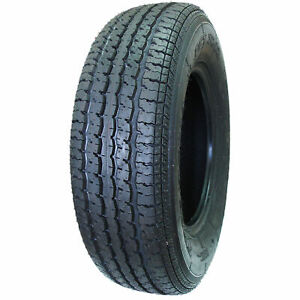 Maxxis St Radial M8008 St205 75r15 101q D 8 Ply Trailer Tire
