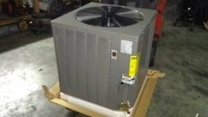 5 Ton r 410a ruud Replacement Condenser Unit new