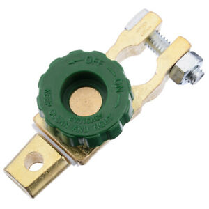 Universal Battery Link Terminal Switch Cut Off Disconnect Master Kill Car Truck