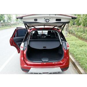 Rear Trunk Cargo Shade Cover For Nissan Rogue Sv X trail T32 2014 2015 2016