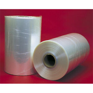 New Pvc 75 Gauge 18 X 2000 Centerfold Shrink Film Free Shipping