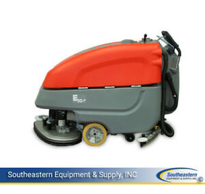 New Minuteman E3030 Disc Automatic Scrubber No Batteries