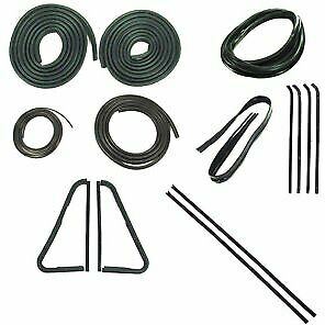 Precision Parts New Weatherstrip Kit Chevy Chevrolet C10 Pickup Truck C20 K10