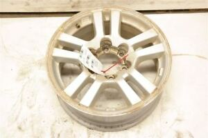 Spare Wheel Rim 18x7 5 Alloy 5 Twin Spoke Painted Fits 12 15 Toyota Tacoma Oem