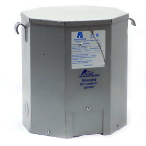 Acme Electric T2535163s 1 phase 10 0kva Encapsulated Distribution Transformer