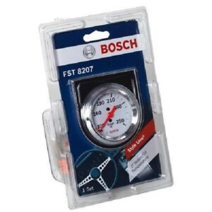 Bosch Style Line 2 Mechanical Water oil Temp Gauge Fst8207 D6