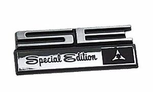 1966 1970 Dodge Coronet Charger New Special Edition Emblem Chrome