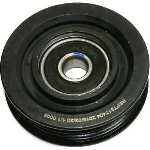 Accessory Belt Tension Pulley For 1995 2004 Toyota Tacoma 1989 97 Geo Prizm Left