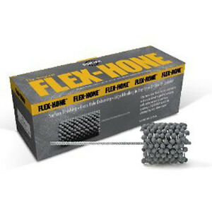 4 1 8 Flexhone Engine Cylinder Hone Flex hone 80 Grit Silicon Carbide