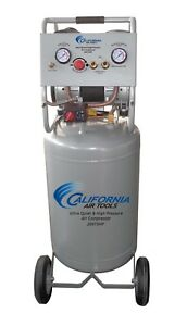 California Air Tools 20015hp Ultra Quiet High Pressure Air Compressor