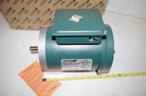 1hp Reliance Electric Ac Motor P56h1441 208 230 460vac 1725rpm Fr 56c New