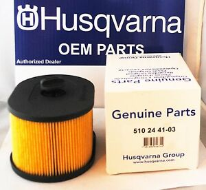 Husqvarna Oem 510244103 Air Filter Asyy Fits K970 K1260 Cutoff Saws
