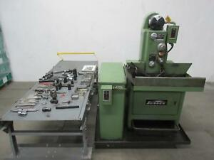Sunnen Mbb 1660 Precision Honing Machine W Oil Filter Unit