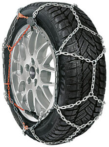 Rud Car Grip Snow Tire Chains Size P225 45r17