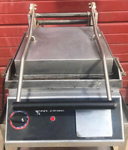 Star Pro max Panini Two sided Sandwich Grill Toaster Free Shipping
