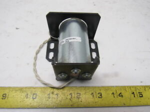Saia burgess 195749 001 Ledex Caged 81840 Linear Solenoid