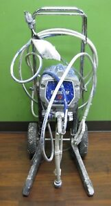 nice Graco Magnum X7 Cart Electric Airless Paint Sprayer
