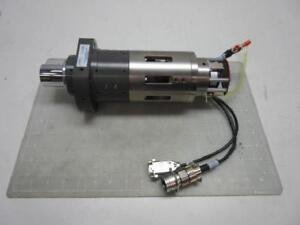 Dover Kx21 585 1 Air Bearing Spindle W Encoder Key108