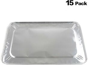 Xiafei Disposable Durable Aluminum Rectangular Foil Pans Takeout Containers