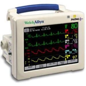 Welch Allyn Propaq Cs Patient Monitor Certified Pre owned