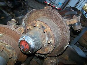 78 79 Ford Front High Pinnion Dana 60