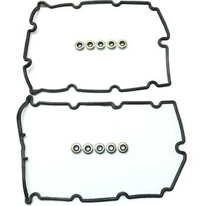 Valve Cover Gasket For 2001 2004 Subaru Outback 3 0l 6cyl Engine W Grommets