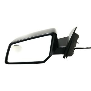 Power Mirror For 2013 Gmc Acadia Left Side Manual Fold With Blind Spot Detect