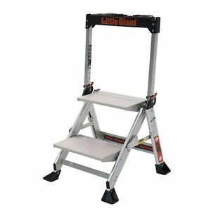 Little Giant Jumbo 2 step Ladder