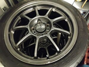 Need Tires 245 45 zr17 Cost About 1100 To Mount Balance Why Not Get Free Rims