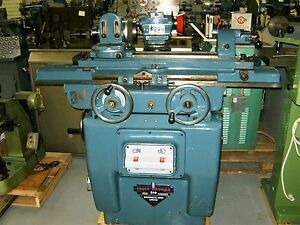 Jones Shipman Model 310 Universal Tool Cutter Grinder With Tooling