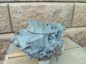 Oem Gm Holley Carb List 3246 1966 Impala 427 425hp 4 Speed L72 Dated 655 Awesome