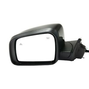 Power Mirror For 2014 2018 Jeep Grand Cherokee Driver Side Power Fold Heated
