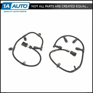 Diesel Glow Plug Wire Harness Left Right Pair With Tool For 6 0l Powerstroke