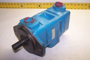 New Vickers Fixed Displacement Double Vane Hydraulic Pump V2020 1f8s8s 1aa30