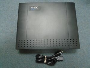 Nec Dsx 40 1090001 Dx7na 40m Main Cabinet 4 Lines X 8 Digital X 2 Analog Sta a