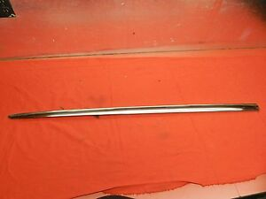 Nos 52 Mercury Lincoln Monterey Continental Lh Rear Door Moulding Bc 7329039 A