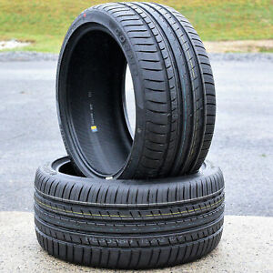 2 New Cosmo Mm 255 35zr18 255 35r18 94y Xl All Season Performance Tires