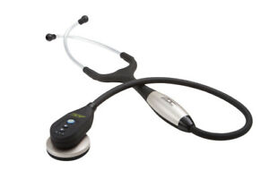 Adc 657 Adscope Model 3100 Littmann like Electronic Stethoscope Black 3100bk27