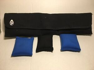 11 lbs pounds Soft Weight 2 X 4lbs 1 X 3lbs Scuba Dive Diving Lead Bags