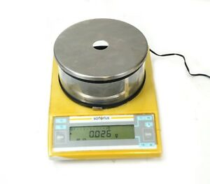 Sartorius Ag Gottingen Laboratory Digital Scale Lc621p 120 240 620 G Capacity