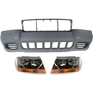 New Auto Body Repair Kit Front For Jeep Grand Cherokee 1999 2003
