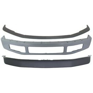 New Kit Bumper Face Bar Front For F250 Truck F350 Ford F 250 Super Duty F 350
