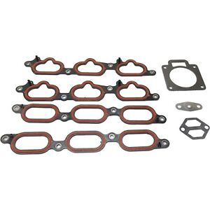 New Set Intake Manifold Gaskets Lower For Mazda Mpv 2002 2006