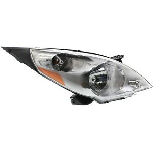 Headlight For 2013 2014 2015 Chevrolet Spark Right With Bulb Capa