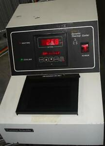 Precision Scientific Gtc 1 Genetic Thermal Cycler T3549