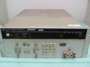 Hp 3253a Analog Stimulus Response Unit T655