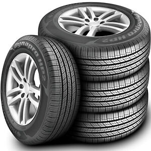 4 New Hankook Dynapro Hp2 225 70r16 103h A S All Season Tires