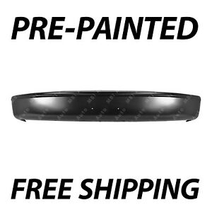 New Painted To Match Front Bumper Bar For 1992 1996 Ford Bronco W Out Pad Holes